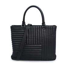 Fashion 2019 Luxury Leather Zipper Women Tote Bag