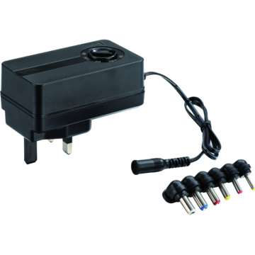 24W Switching Power Adapter With Port Output