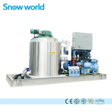 Snow world 8T Flake Ice Machine