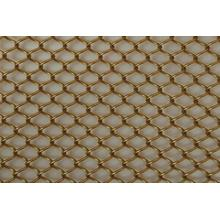 Copper Deco decorative metal screen wire mesh