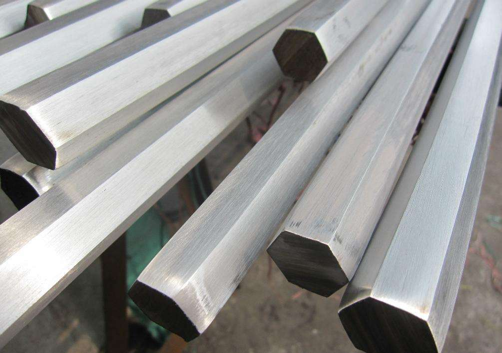 Aluminium Hexagonal bar 7055