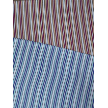 Stripe Rayon Challis 30S Air-jet Printing Fabric