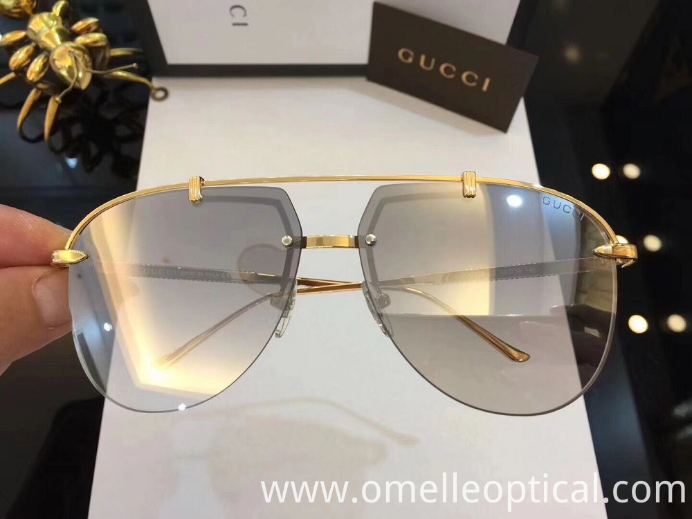 Oval Sunglasses Ladies