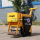 200kg Small Push Road Roller Compactor