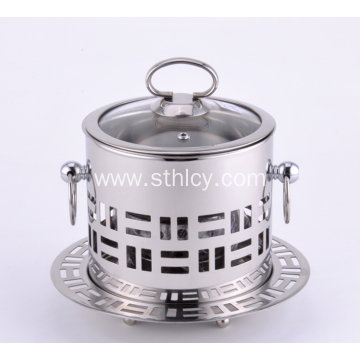 Stainless Steel Solo Alcohol Boiler