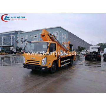 Guaranteed 100% JMC 18m Aerial Truck With Basket