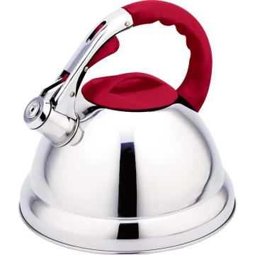 stainless steel kettle comfortable handle