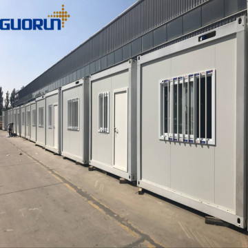 Single Layer Prefabricated Container House