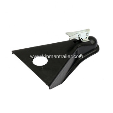trailer coupler 2 ball a-frame tongue