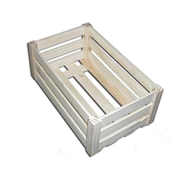 Plain Unpainted Wooden Set Crate Storage Box Small Craft Box   Plain Unpainted Wooden Set Crate Storage Box Small Craft Box