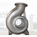 Iron Pump Casting Body