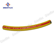 Blue cloth impression compressed air hose assembly