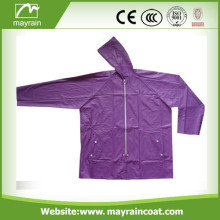 New Design PVC Child Rain Coat