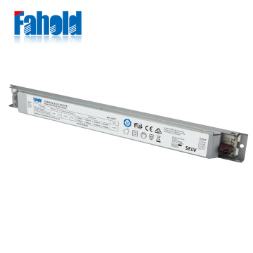 High Efficiency Ultra Slim Linear LED Treiber Profil