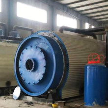 Environmental tire to Energy Oil Extracting plant