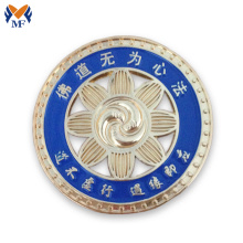 Good Quality for Button Badge Metal craft lapel pin badge personalized for clothing export to Myanmar Suppliers