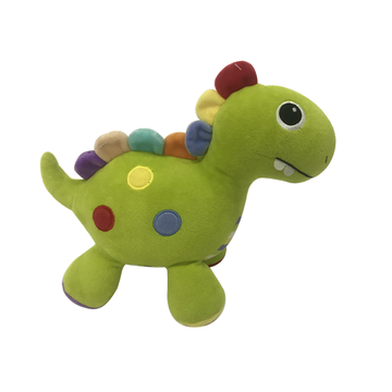 Dinosaur Rattle Baby Toy