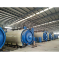 waste tire pyrolysis to  fuel plants