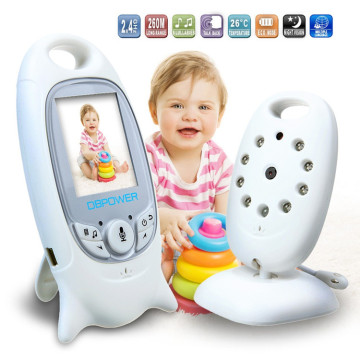 professional factory provide for Audio Baby Monitor Night Version Digital Smart Portable Secure Baby Monitor supply to United States Wholesale
