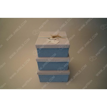 Handmade Star Belt Decorative Gift Box Set