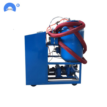 Hot sale wall insulation board spray foam machine