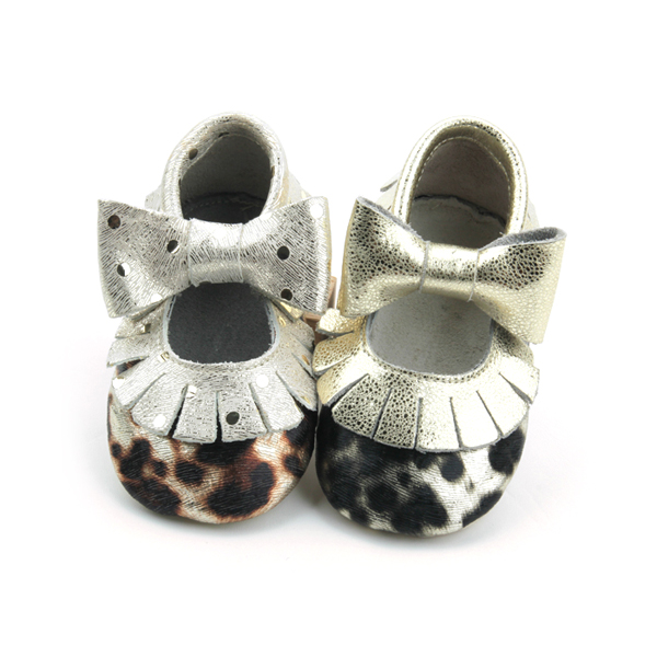 Baby Girls Moccasins Shoes