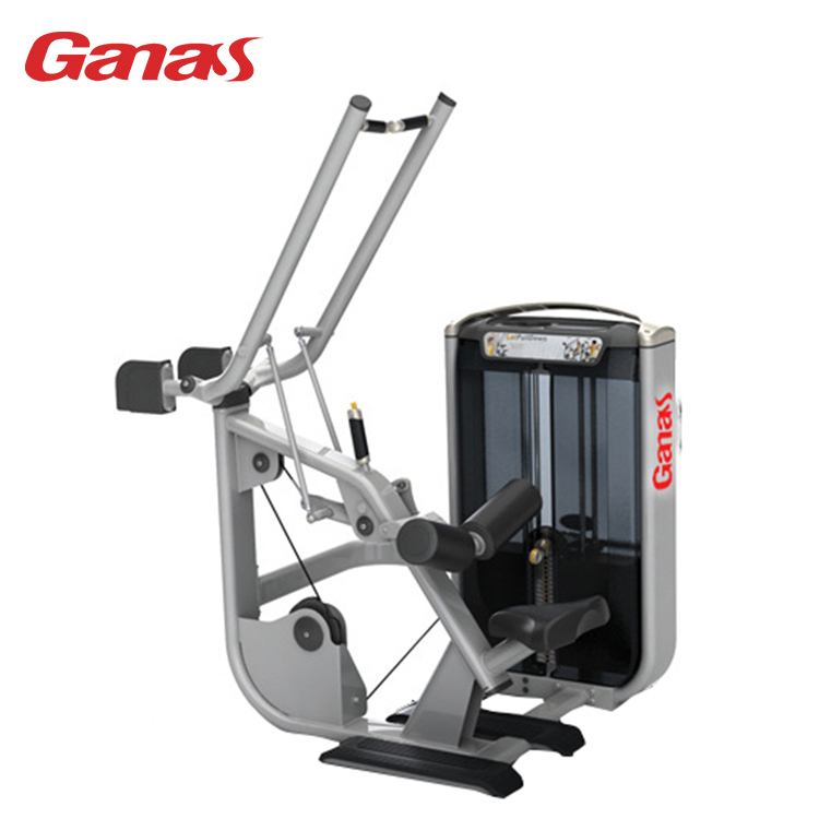 Professional Diverging Lat Pulldown Machine