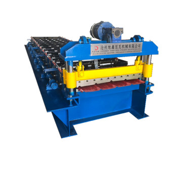 Building Material Machine Trapezoidal