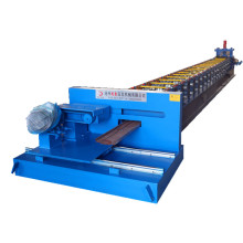 Metal embossing door frame profile roll forming machine