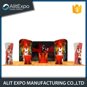 Lighting standard aluminum exhibition booth stand
