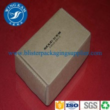 China New Product for Rectangle Shape Box Packaging Paper Box Packaging Kraft Paper Box export to Armenia Factory