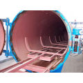 Automatic Wood Impregnation Autoclave