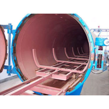 High Efficiency Wood impregnation Autoclave