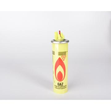 Wholesale Price for Gas Aerosol Refill 80ml universal butane gas in lighter supply to Cape Verde Manufacturers
