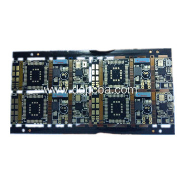 Reliable 6layer Rigid-Flex PCB Electronic Boards Assembly