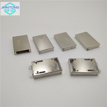 Custom Stainless steel sheet Stampings