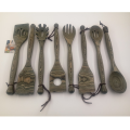 Wood cooking utensils safe