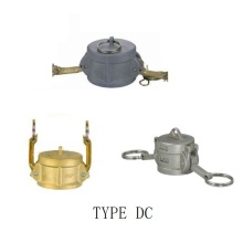 Quality for Brass Couplings Camlock Quick Couplings Type DC export to France Wholesale