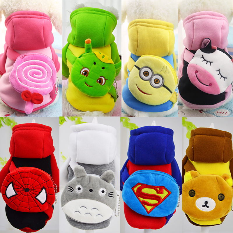 Pet Dog Clothes For Small Dogs Warm Coat Puppy Outfit Clothes For Dogs Large Pet Clothing