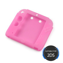 Professional for 2DS Protective Case Nintendo Silicone 2DS Skins Monochrome export to Iceland Suppliers
