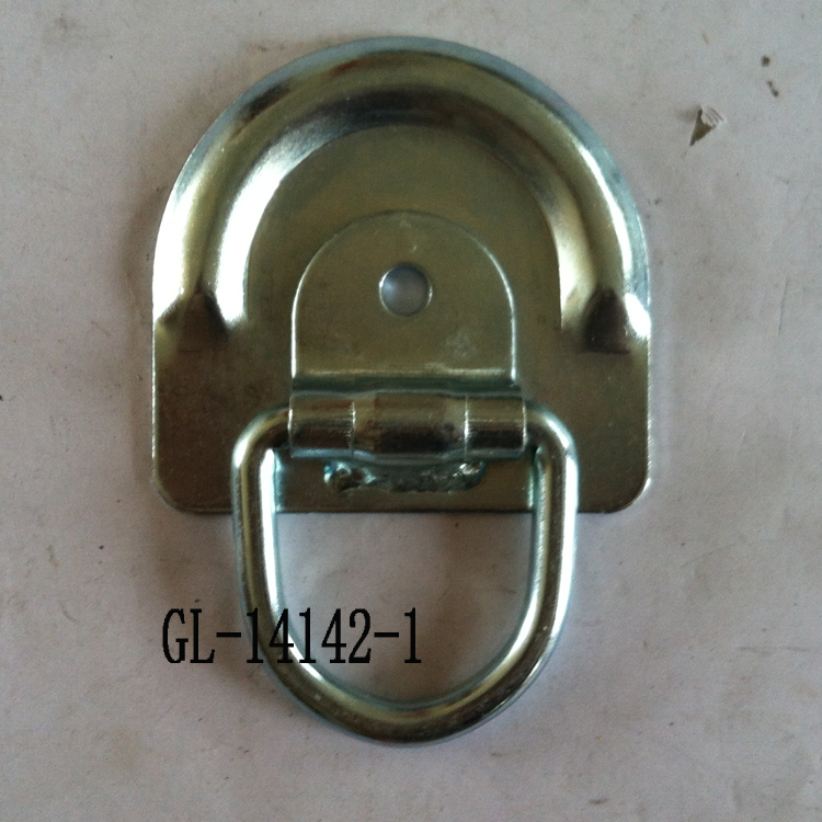 China Cargo Control Hardware For Trailer Recessed Tie Down Ring Cargo Tie Down