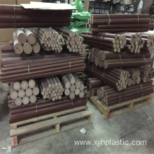 Brown Fhenolic Cloth Cotton Rods