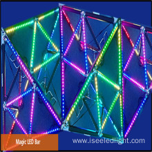 24V Outdoor DMX RGB LED 3D Triangle Bar