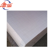 100% Original Factory for Melamine Laminated Particle Board 1220X2440X25mm Melamine Particle Board export to Ukraine Supplier