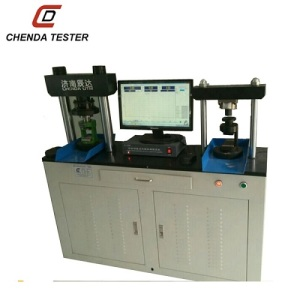 YAW-300C Compression Testing Machine For Cement