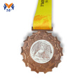 Metal running award sports medals for sale