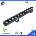 18W low power RGB alumunim led wall washer