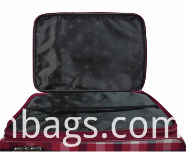 Side and top handles Luggage