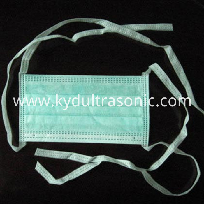 Surgical Tie Type Mask Welding Machine