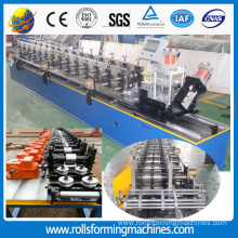 High speed automatic drywall channel combined roll forming machine